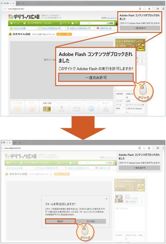 Adobe許可画面ME